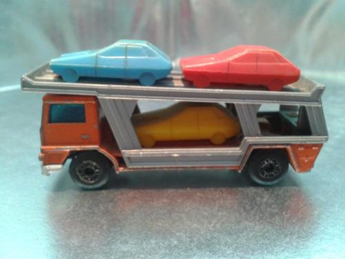 matchbox - car transporter de 1978 m.i. macau #3