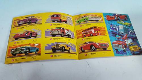 matchbox catalogo de coleccionista internacional 1970