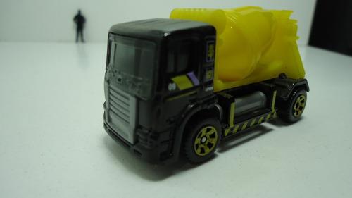 matchbox cement mixer - revolvedora   ganalo..!!!!