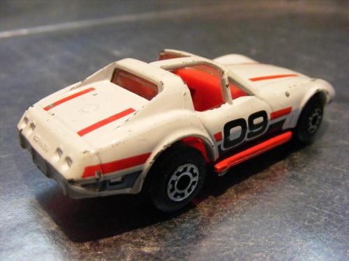 matchbox - chevrolet corvette de 1979 m.i. macau