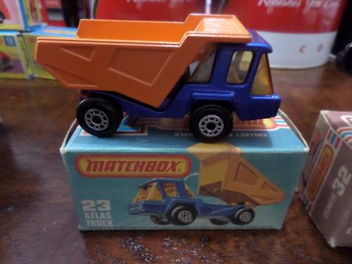 matchbox con caja original