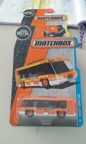 matchbox de coleccion 2015 swift shuttle