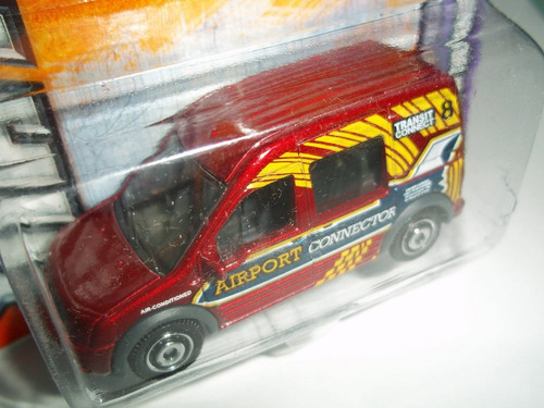 matchbox ed 2012 ford transit connect mb798 hk-36 miguelito