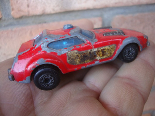 matchbox fire chief superfast 1976 n.64