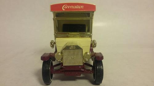 matchbox ford model t 1912 1:35 y-3 milouhobbies m0285