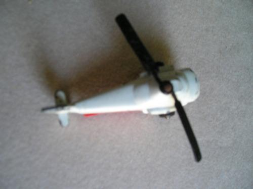 matchbox helicoptero seasprite nº 75