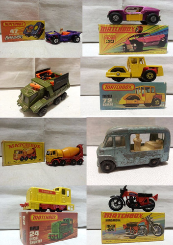 matchbox - hondadora-ford galaxy-lledo days gone y mas