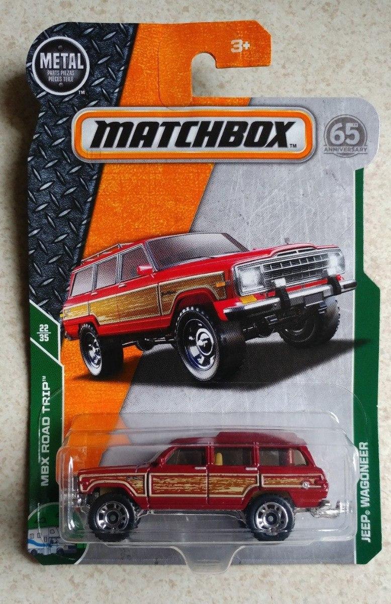 Jeep Wagoneer 2018 >> Matchbox Jeep Wagoneer - $ 48.00 en Mercado Libre