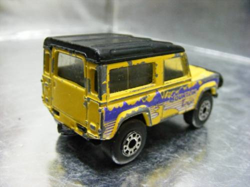 matchbox - land rover ninety