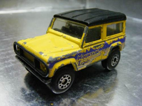 matchbox - land rover ninety
