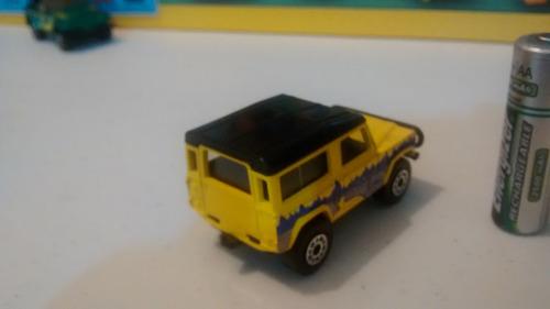 matchbox land rover ninety