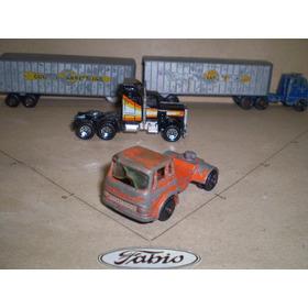 Matchbox Lesney / Major Pack - M2 - B1 Bedford Tractor - Met
