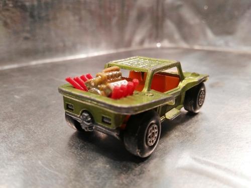 matchbox lesney - baja buggy de 1971  m.i. england #3