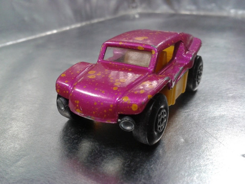 matchbox lesney - beach buggy de 1970 m.i. england #5