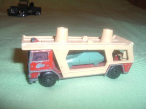 matchbox lesney camion