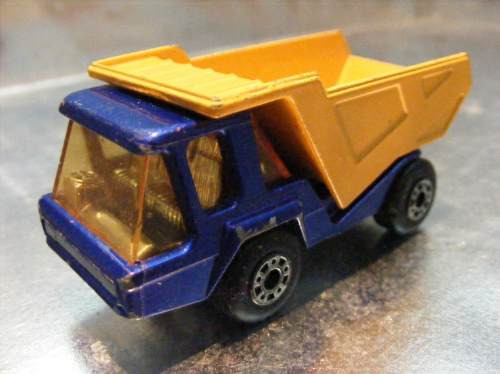 matchbox lesney - camion de volteo atlas de 1975 england #5