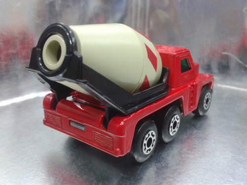 matchbox lesney - cement truck de 1976 m.i. england #3 bs