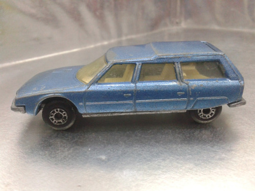 matchbox lesney - citroen cx de 1979 #3