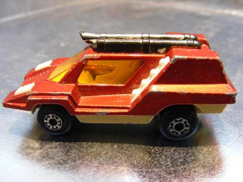 matchbox lesney - cosmobile 1975 m.i. england superfast