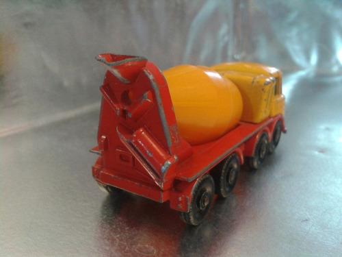 matchbox lesney - foden concrete truck de 1968 england #1