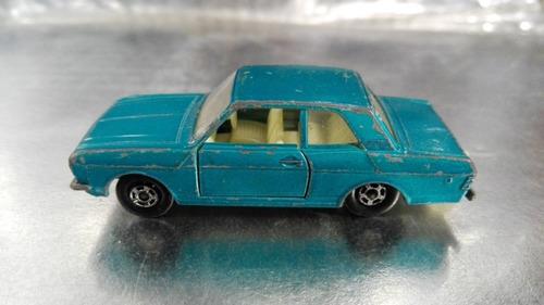 matchbox lesney - ford cortina de 1970 #2