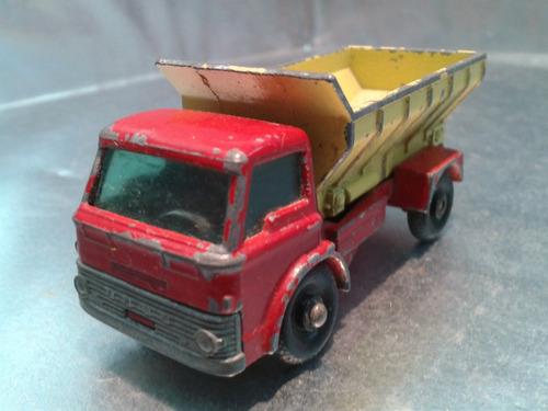 matchbox lesney - grit spreading truck de 1966