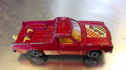 matchbox lesney - holden pick up de 1977 m.i.england