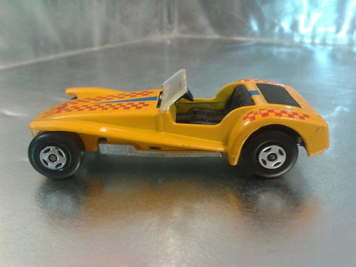 matchbox lesney - lotus super seven de 1975 m.i. england