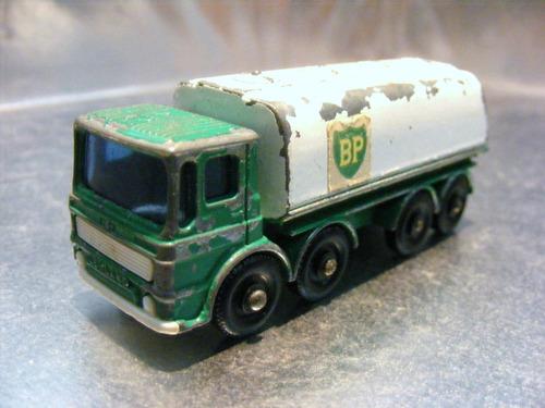 matchbox lesney - pipa leyland petrol tanker de 1969 #1