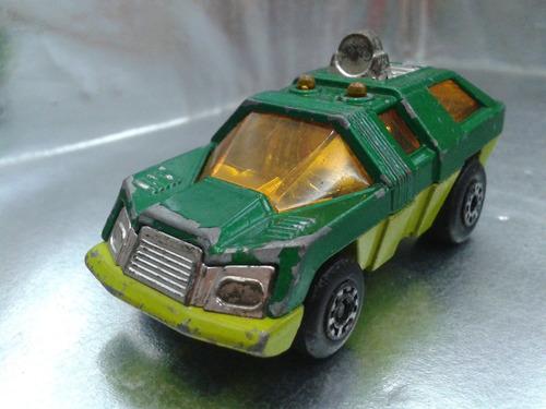 matchbox lesney - planet scout de 1975 m.i. england #2