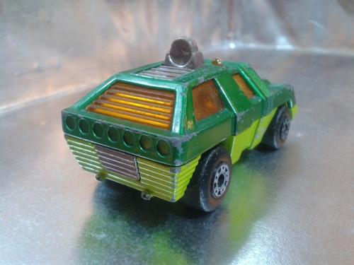 matchbox lesney - planet scout de 1975 m.i. england #3
