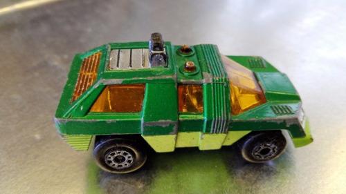 matchbox lesney - planet scout de 1975 m.i. england #4