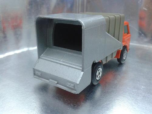 matchbox lesney - refuse truck de 1970 m.i. england #2 bs