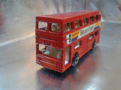 matchbox lesney - the londonder de 1972 m.i. england