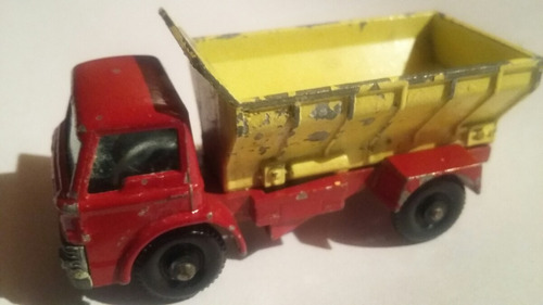 matchbox lesney truck