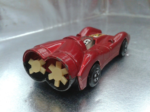 matchbox lesney - turbo fury de 1973 m.i. england