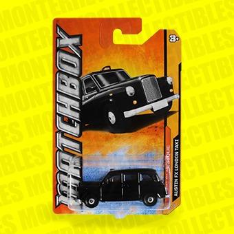 matchbox london taxi