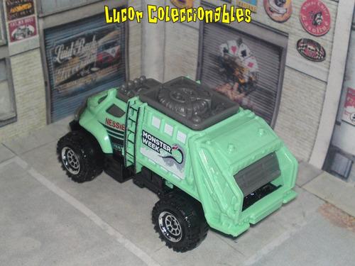 matchbox loose garbage grinder lcatoy79
