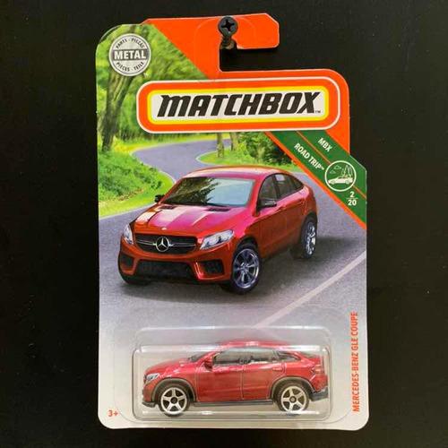 matchbox mercedes benz gle coupe 2019 oliwagens