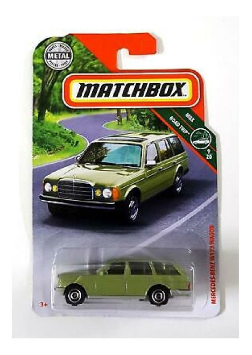Matchbox Mercedes Benz W123 Wagon 2019