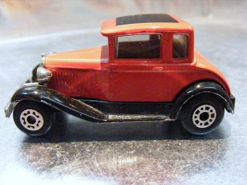 matchbox - model a ford de 1979, m.i. macau