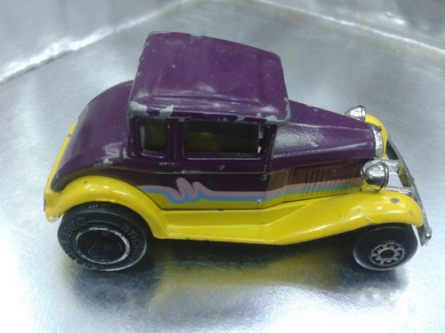 matchbox - model a ford de 1979 m.i. thailand bs