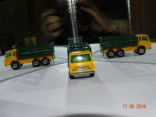 matchbox nº4 stake truck b902