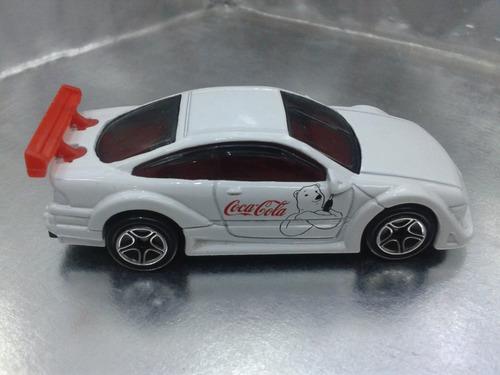 matchbox - opel calibra coca cola de 1996 m.i. thailand bs