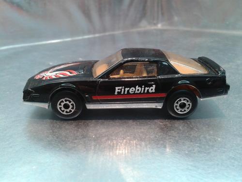 matchbox - pontiac firebird se de 1982 m.i. macau