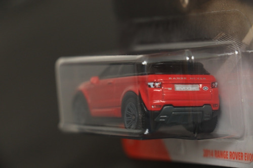 matchbox range rover evoque