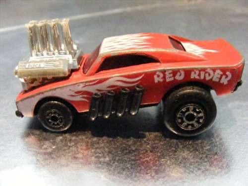 matchbox - red rider de 1972 #2