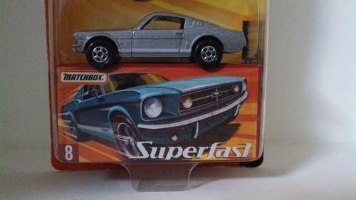 matchbox superfast - 1965 mustang gt