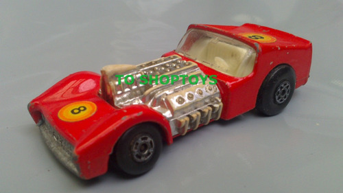 matchbox  superfast lesney dragters 1979