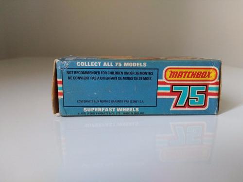 matchbox vantastic 34
